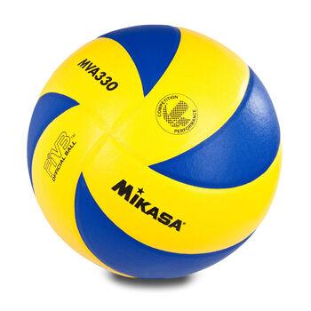 Mikasa MVA 330 Indoor Volleyball cremefarben
