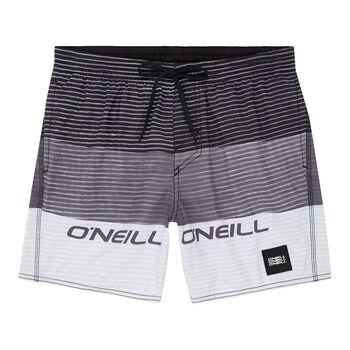 O'Neill Radious Badeshorts Herren schwarz