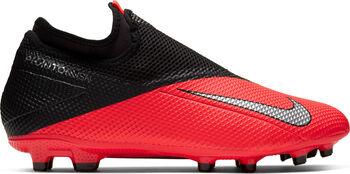Nike Phantom VSN 2 Academy DF FG/MG Fußballschuhe rot