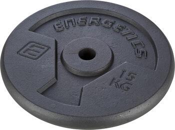 ENERGETICS Hantelscheiben weiß
