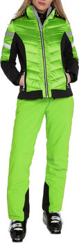 McKINLEY Danika Skijacke Damen grün