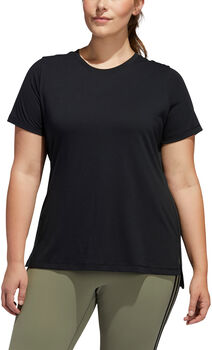 ADIDAS GO TO T-Shirt Damen schwarz