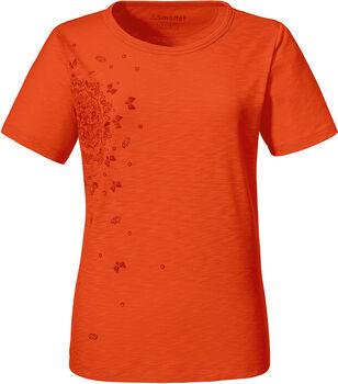 SCHÖFFEL Kinshasa2 T-Shirt Damen orange