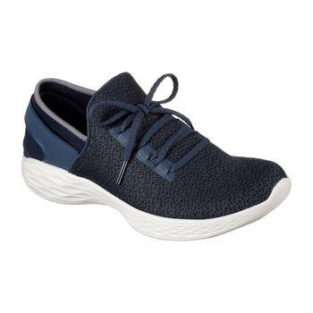 Skechers You Inspire Damen blau