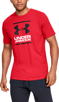 Under Armour GL Foundation T-Shirt Herren pink