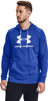 Under Armour Sportstyle Hoodie Jungen blau