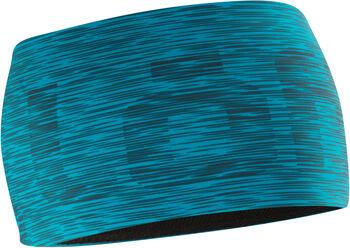 LÖFFLER Stirnband Design blau