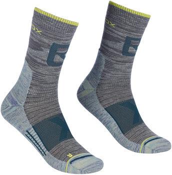 ORTOVOX Alpinist Pro Compr. Socken grau