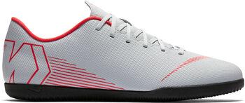 Nike Vapor 12 Club IC Hallenschuhe Herren grau
