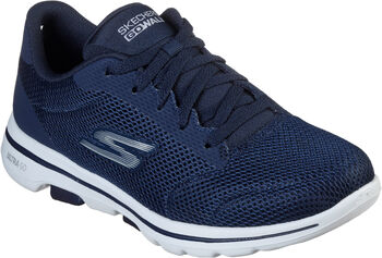 Skechers Go Walk 5 - Lucky Fitnessschuhe Damen blau