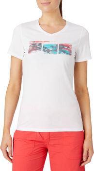 McKINLEY Mathu T-Shirt  Damen weiß