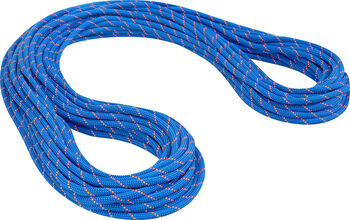 MAMMUT 9.5 Crag Dry Einfachseil blau