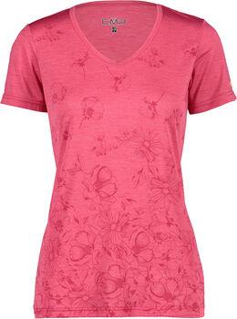 CMP T-Shirt  Damen rot