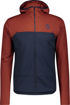 SCOTT Definded Light Kapuzenjacke rot