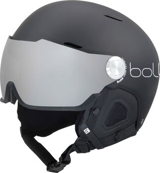 Bollé Might Visor PC Skihelm schwarz