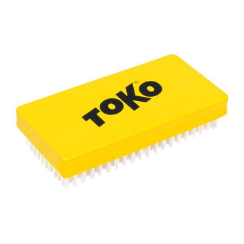 TOKO Base Brush Nylon Skibürste weiß