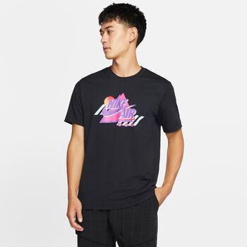 Nike Sportswear Remix 2 T-Shirt Herren schwarz