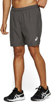 Silver 7IN Laufshorts