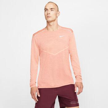 Nike TechKnit Ultra Langarmshirt Herren orange