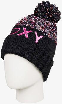 Roxy Alyeska Mütze schwarz