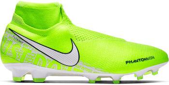 Nike Phantom VSN Elite Dynamic Fit Game Over FG Fußballschuhe Herren gelb