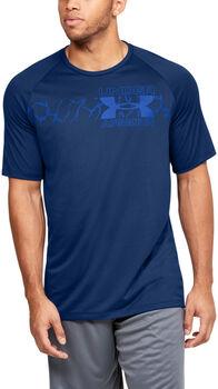 Under Armour Tech 2.0 Graphic T-Shirt Herren blau
