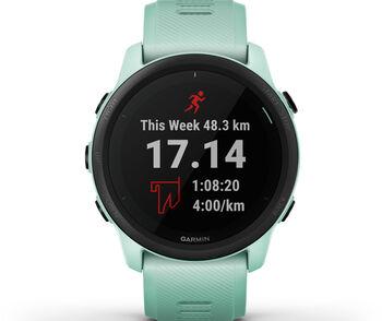 Garmin Forerunner 745 GPS Multisportuhr grün