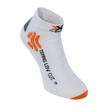 X-Socks Low Cut Tennissocken Herren weiß