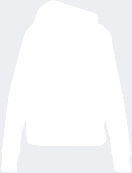 Stacked Logo Fleece Kapuzenjacke