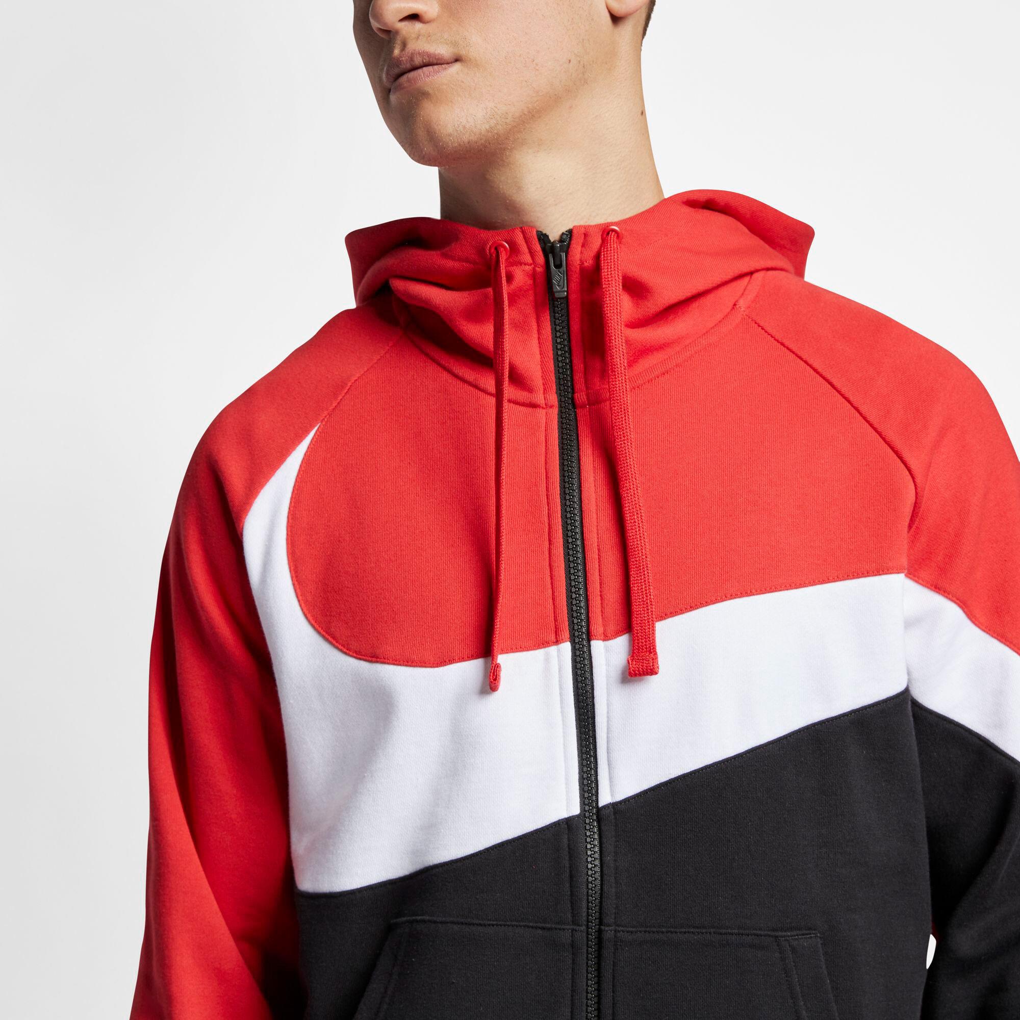 Nike Full Zip · Hbr Sportswear Kapuzenjacke Herren wP80OknX