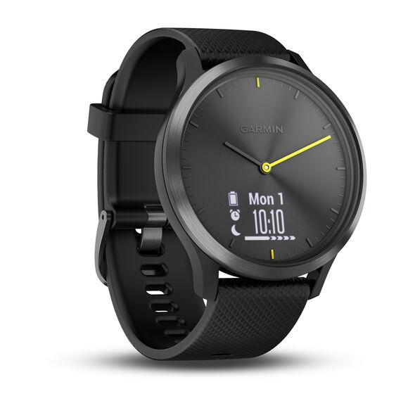vivomove HR Sport Hybrid-Smartwatch