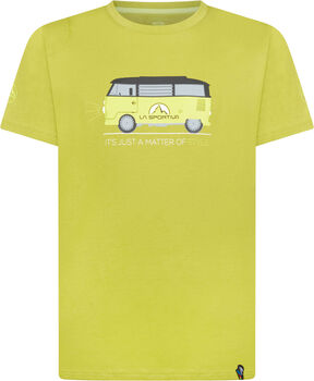 La Sportiva Van T-Shirt Herren grün
