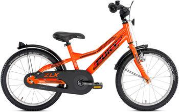 "PUKY ZLX-18-1 Alu ""Cyke"" Fahrrad 18"" orange"