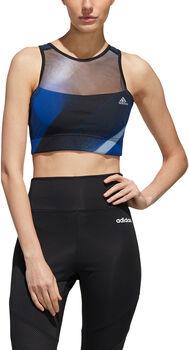 adidas Unleash Confidence Sport-BH Damen schwarz