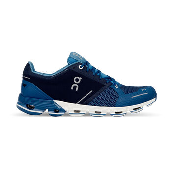 On Cloudflyer Laufschuhe Herren blau