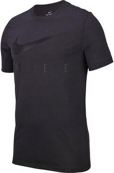 Nike  Dry Tee Db Athl Shirt Herren schwarz