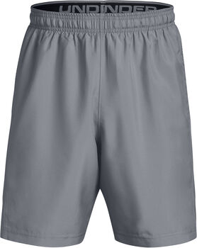 Under Armour Woven Graphic Short Herren grau