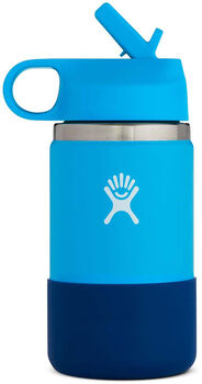 Hydro Flask Wide Mouth Isolierflasche blau