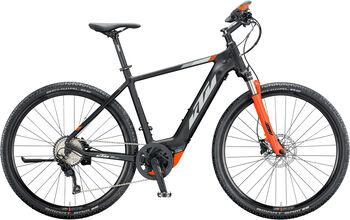 KTM Macina Pro Cross E-Crossbike schwarz