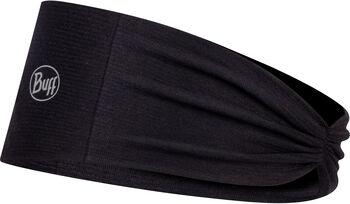 Buff CoolNet® Tappered Solid Black Stirnband schwarz