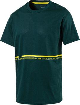 Puma Energy Triblend Trainingsshirt Herren grün