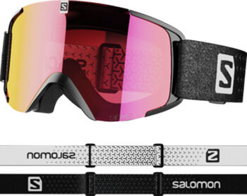 Salomon X/View Sigma Skibrille schwarz