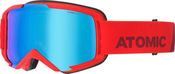 ATOMIC Savor M Stereo Skibrille rot