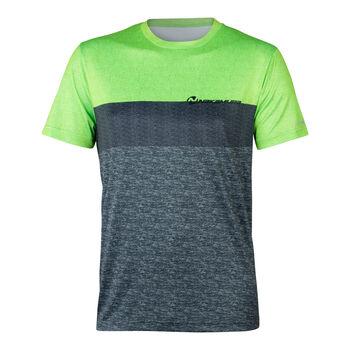 NAKAMURA Delebio T-Shirt Herren grün
