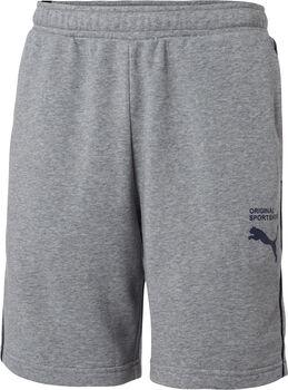 Puma Mens Style Sweat Herren grau
