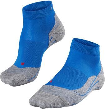 Falke RU 4 Short Laufsocken blau