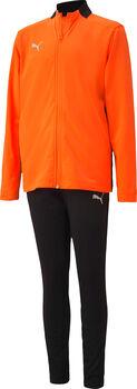 Puma ftblPLAY Trainingsanzug Jungen orange