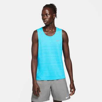 Nike DF Miler Tanktop Herren blau