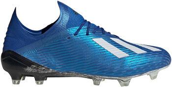 ADIDAS X 19.1 FG Fußballschuhe Herren blau