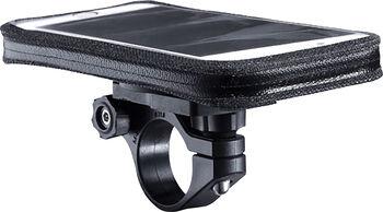 KTM Smartphonehalter 180° schwarz